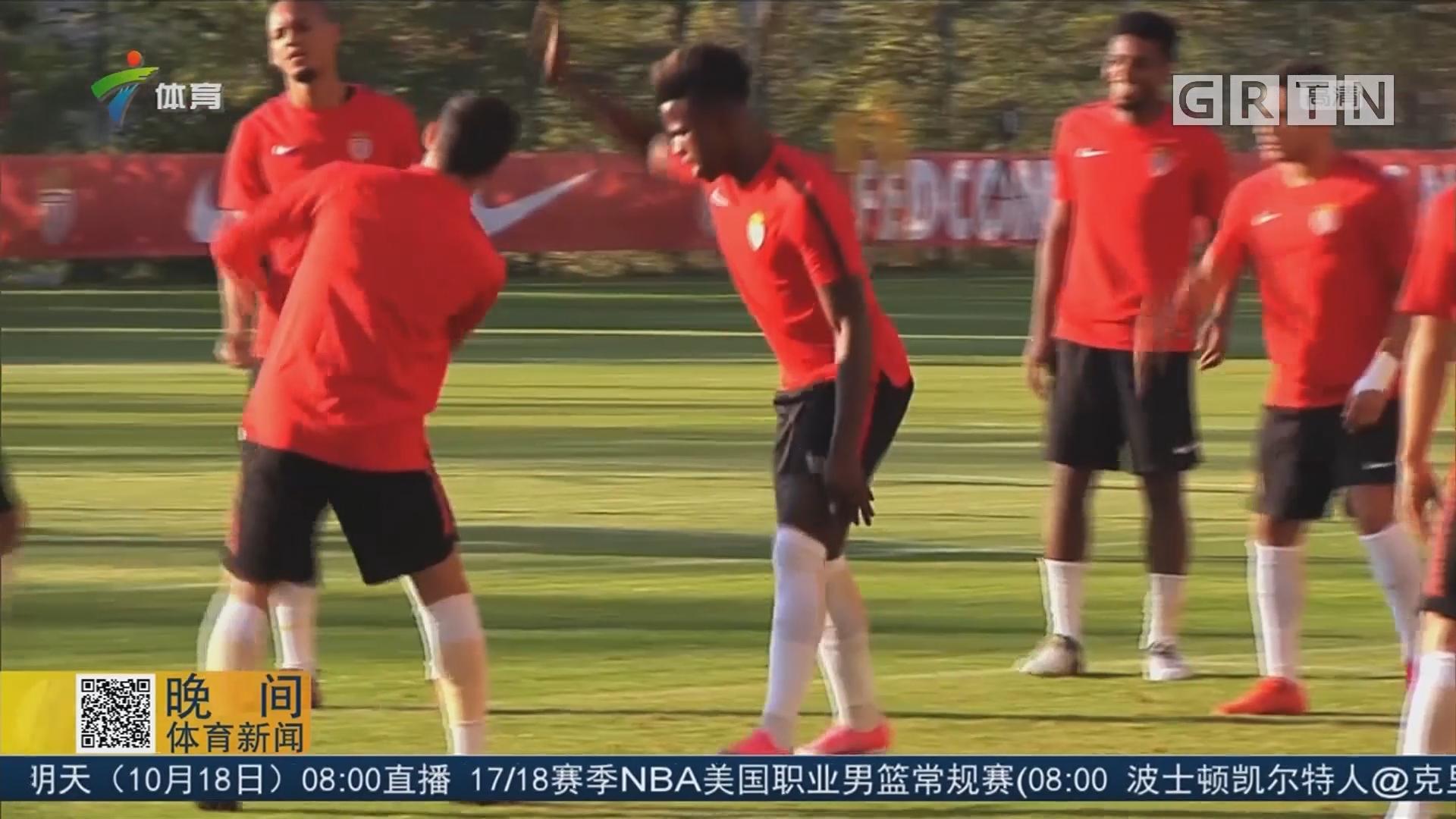 主场迎战土耳其劲旅 摩纳哥望取本赛季欧冠首胜