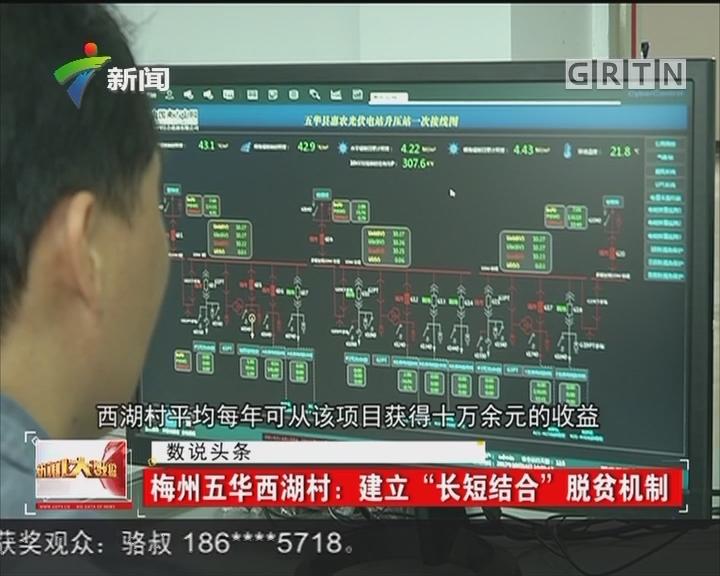 """梅州五华西湖村:建立""""长短结合""""脱贫机制"""