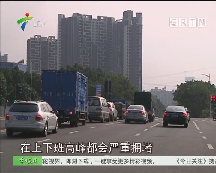 中山:起湾道拟建跨江通道 蝴蝶桥拥堵有望解决