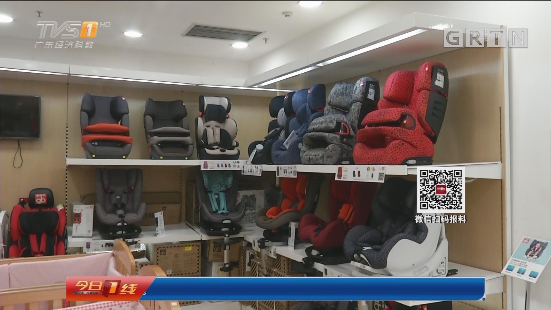 驾乘安全提示:广州 女童遭安全带勒脖 交警排险解救