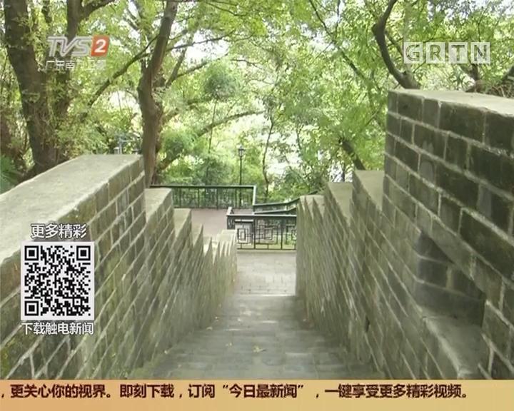 """广州古城墙:600年古城墙""""生病"""" 专家开药方"""