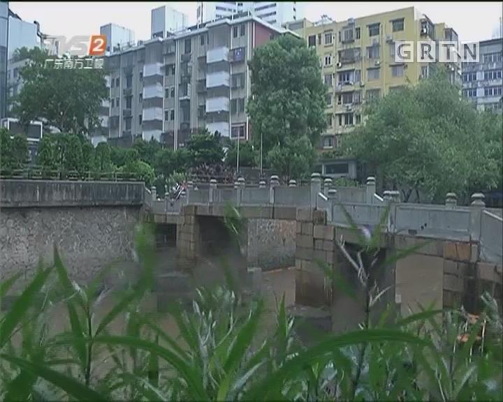 广州古桥:利济桥
