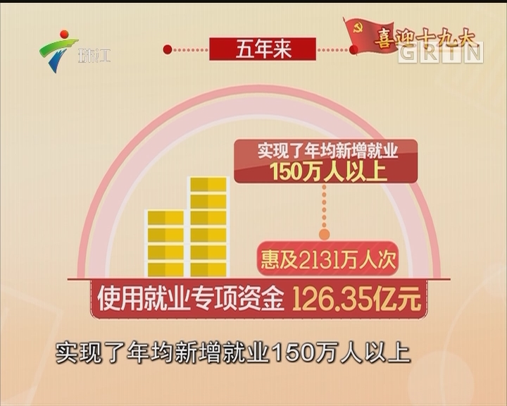 """广东:织牢民生保障网 百姓""""获得感""""倍增"""
