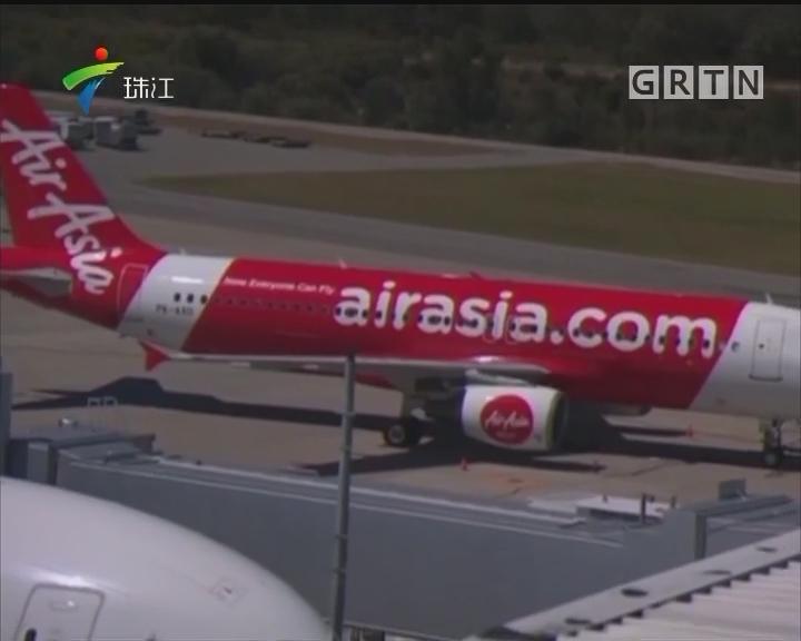 亚航客机急坠7千米 机组人员惊慌吓坏乘客