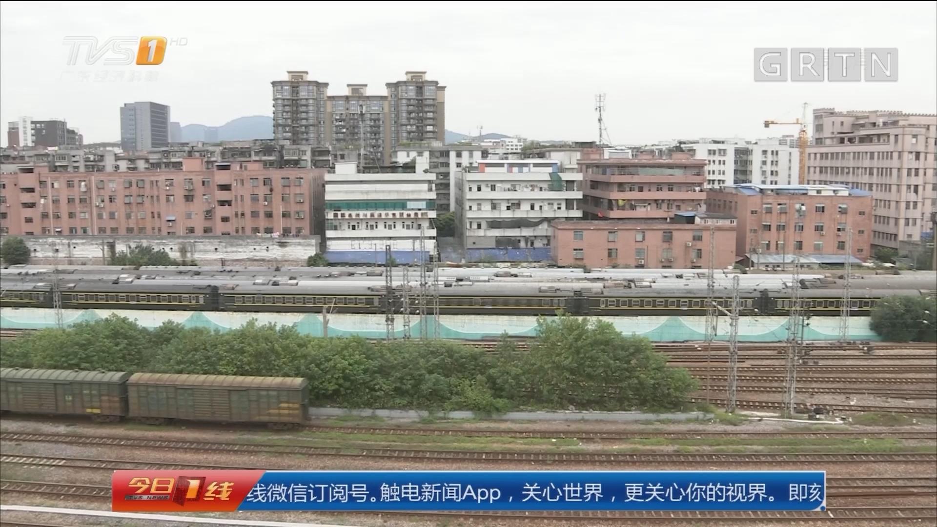 广州:承接普客业务 棠溪站拟今年动工