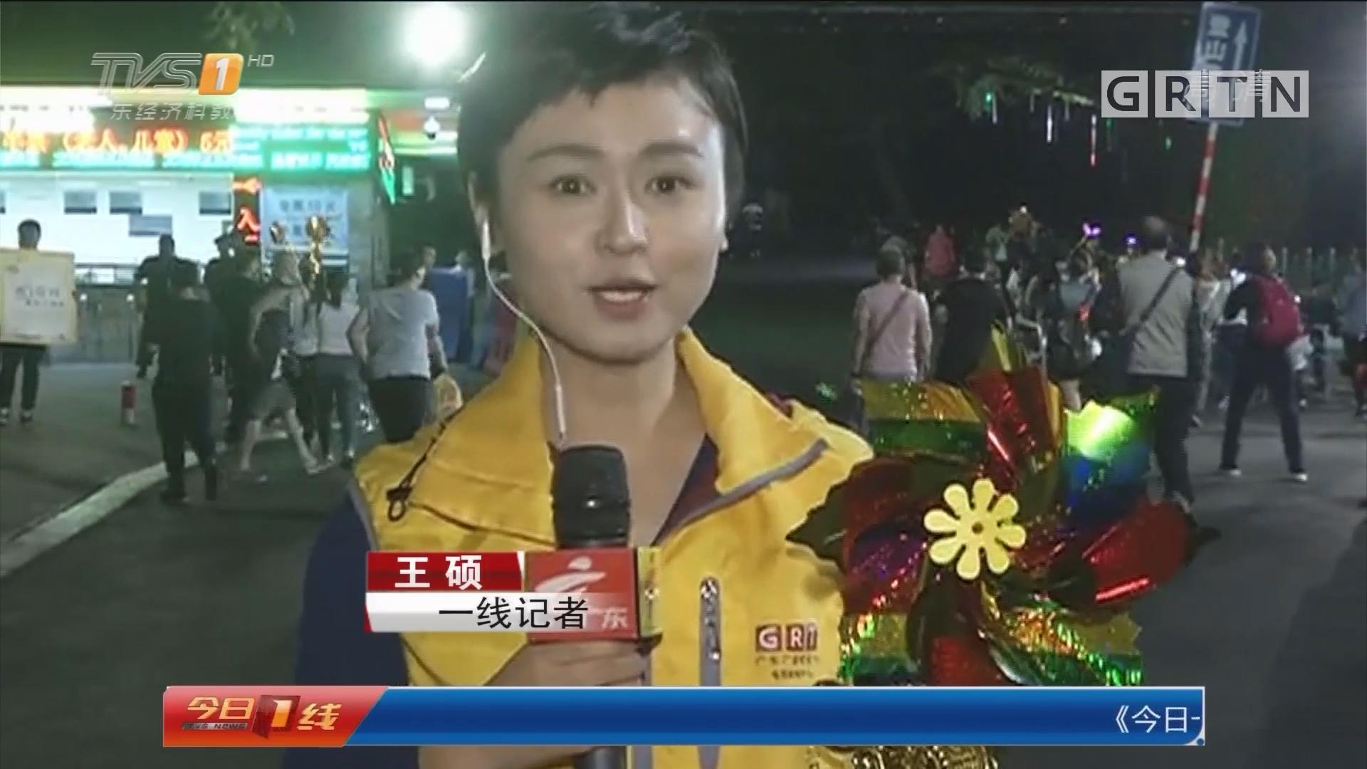 广州白云山:与往年同期相比 人流量不算大