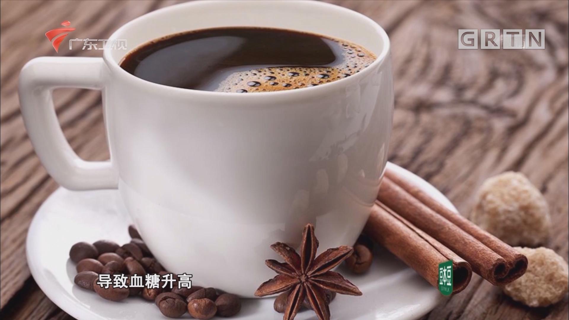 喝咖啡的功效和注意事项