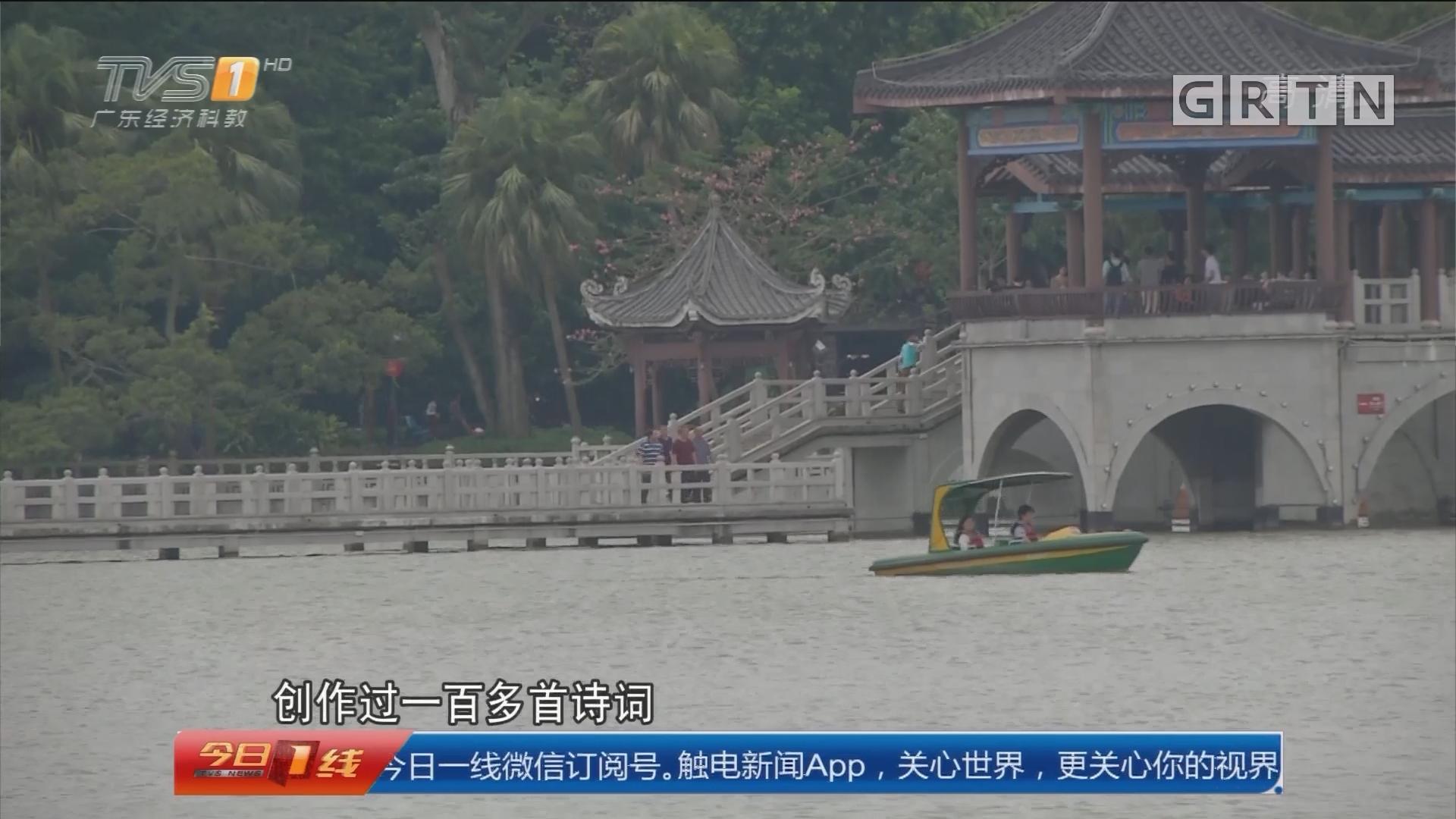 老街新貌:惠州祝屋巷 苏东坡祝枝山曾寓居于此 吟诗作赋