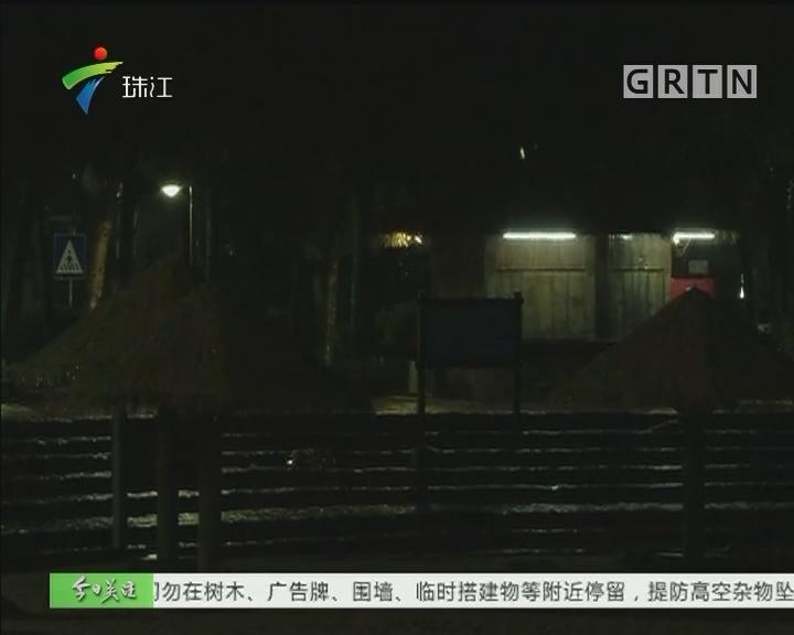 4G连线:湛江市区飘小雨 入夜气温下降