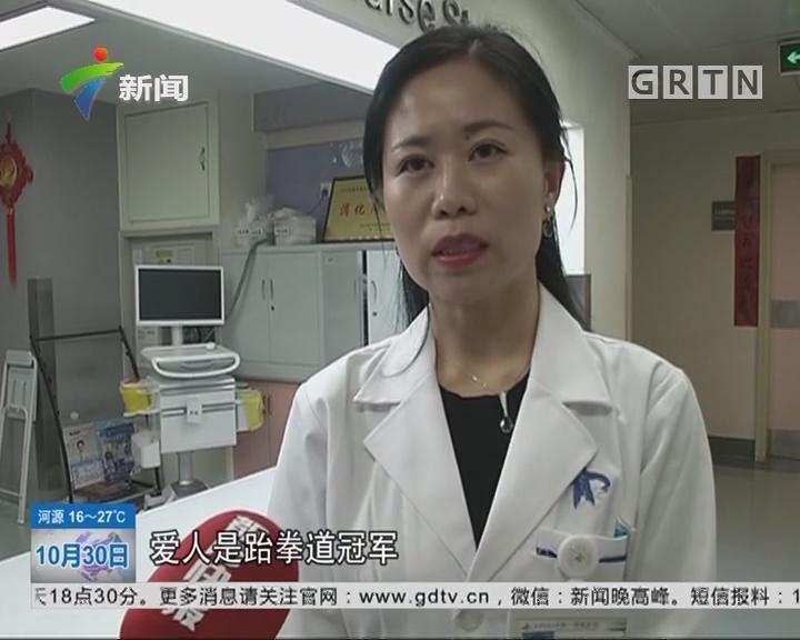 陕西西安:运动员夫妻吵架 丈夫吞下老婆奖牌