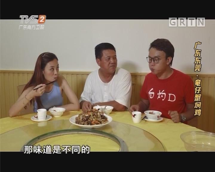 广东东莞·奄仔蟹焖鸡