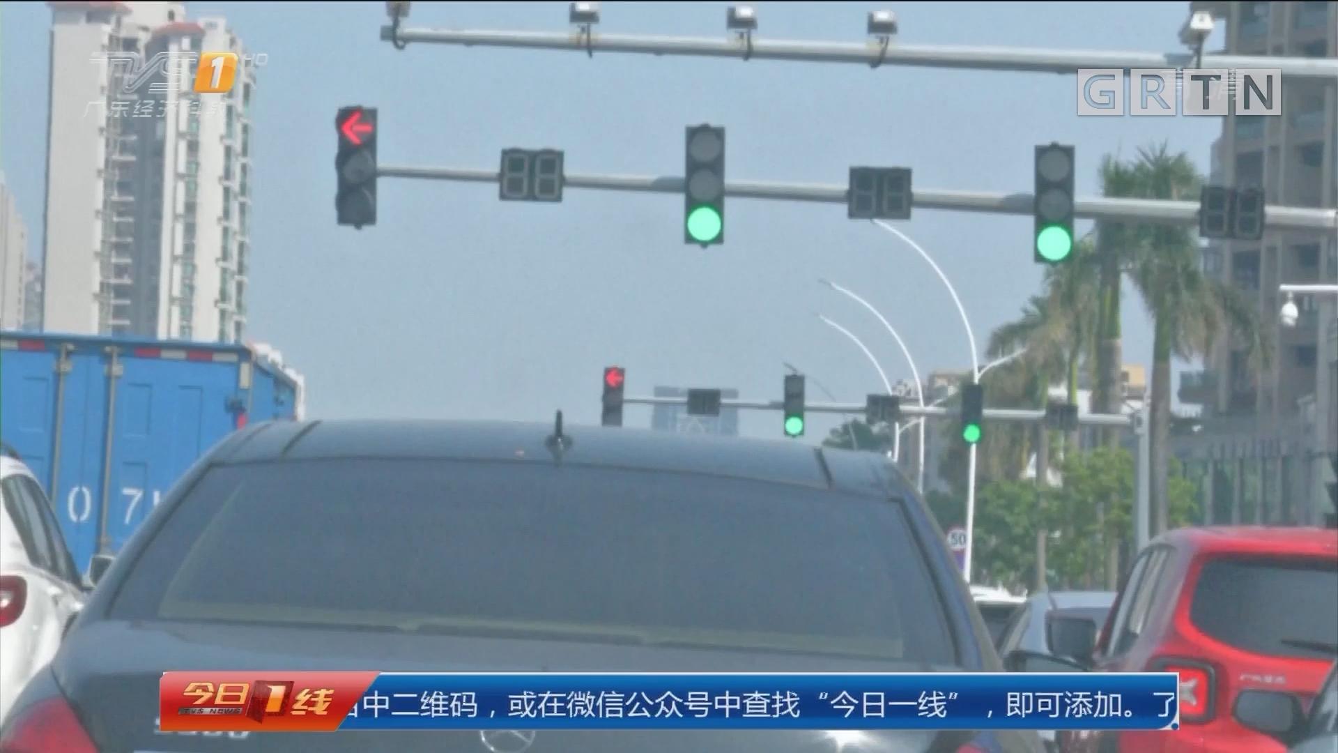 珠海交警:街坊灼伤就医遇堵 交警启动绿波带