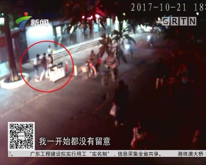 广州:90后女辅警马路狂奔追贼