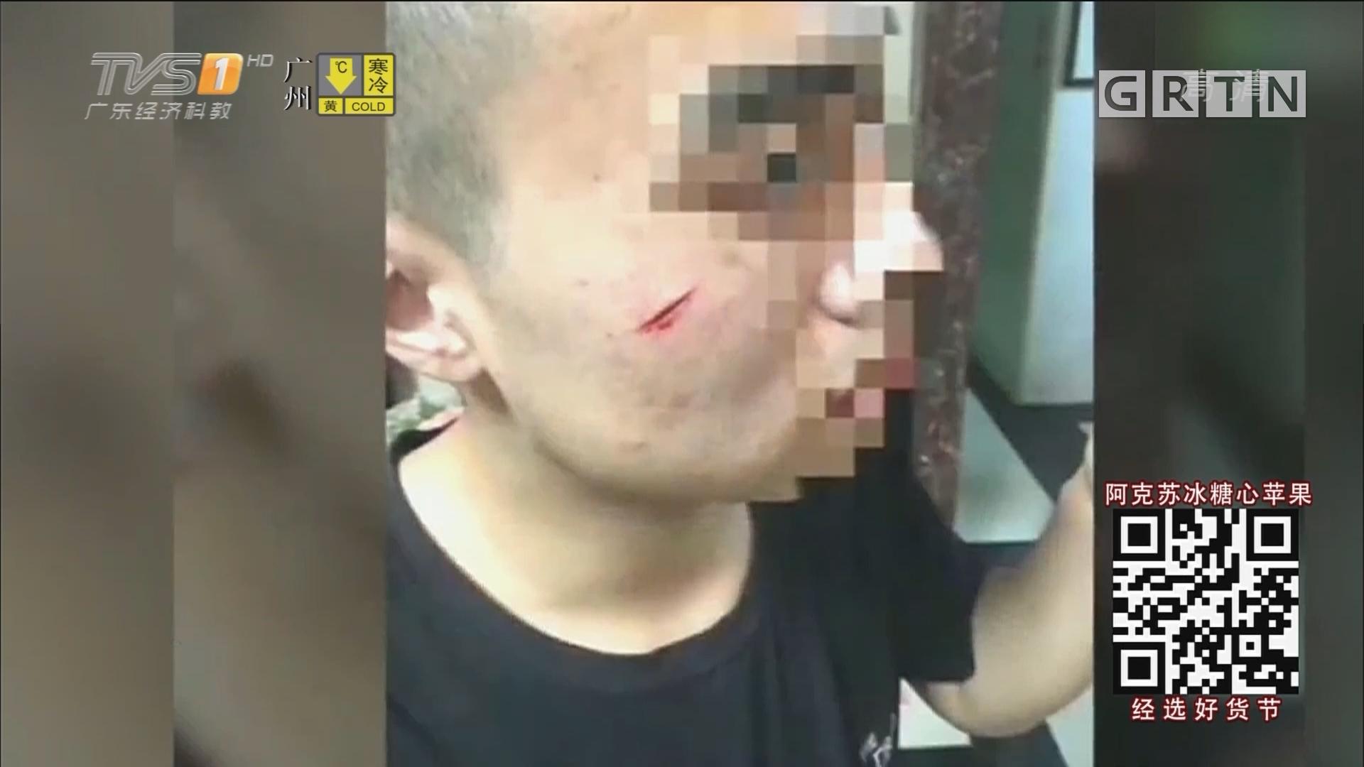 深圳:暴力接亲 场面犹如黑帮斗殴