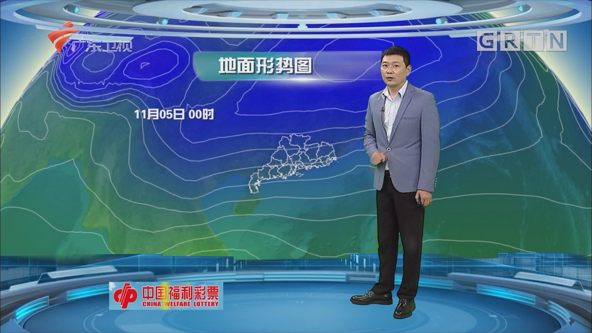[HD][2017-11-02]广东天气预报