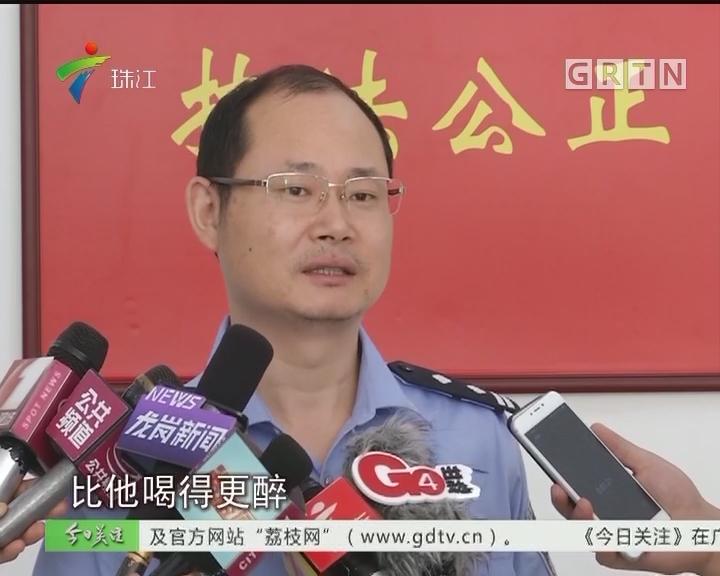 """深圳:""""作死""""式暴力抗法 两兄弟双双被拘留"""