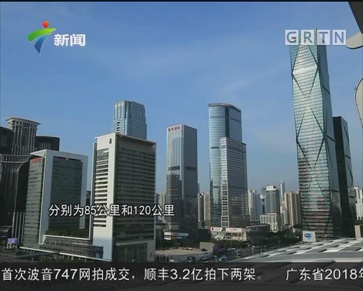 """广州第二机场未建轨道交通先行 增城将告别""""手无寸铁""""的尴尬"""