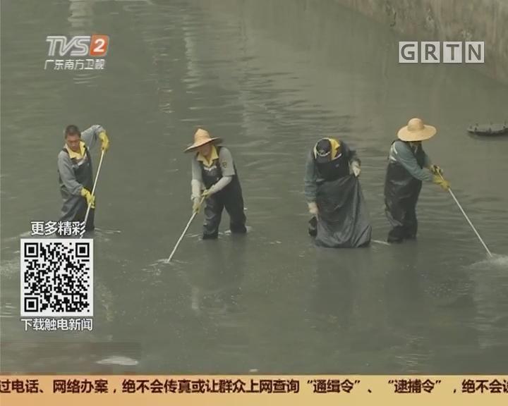 广州:天河区一个半月捞700多辆共享单车