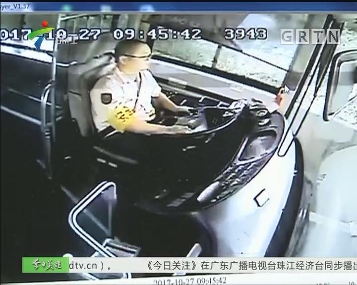广州好司机!为救晕倒乘客连闯3红灯加逆行