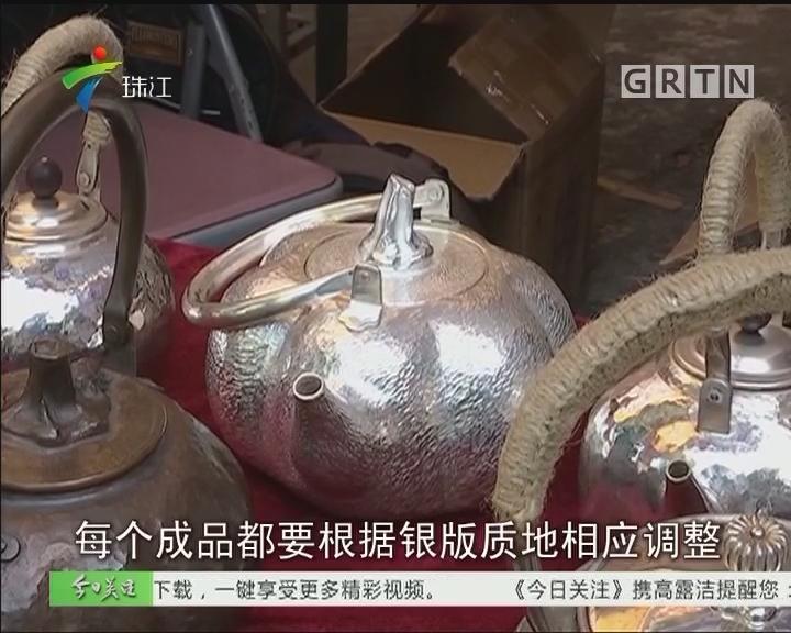 佛山:非遗活态展 传统手艺令人惊叹