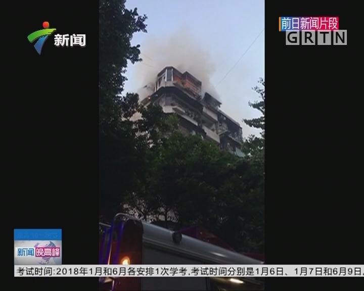 新闻追踪:姐姐火场勇救弟弟 学校消防演练功劳大
