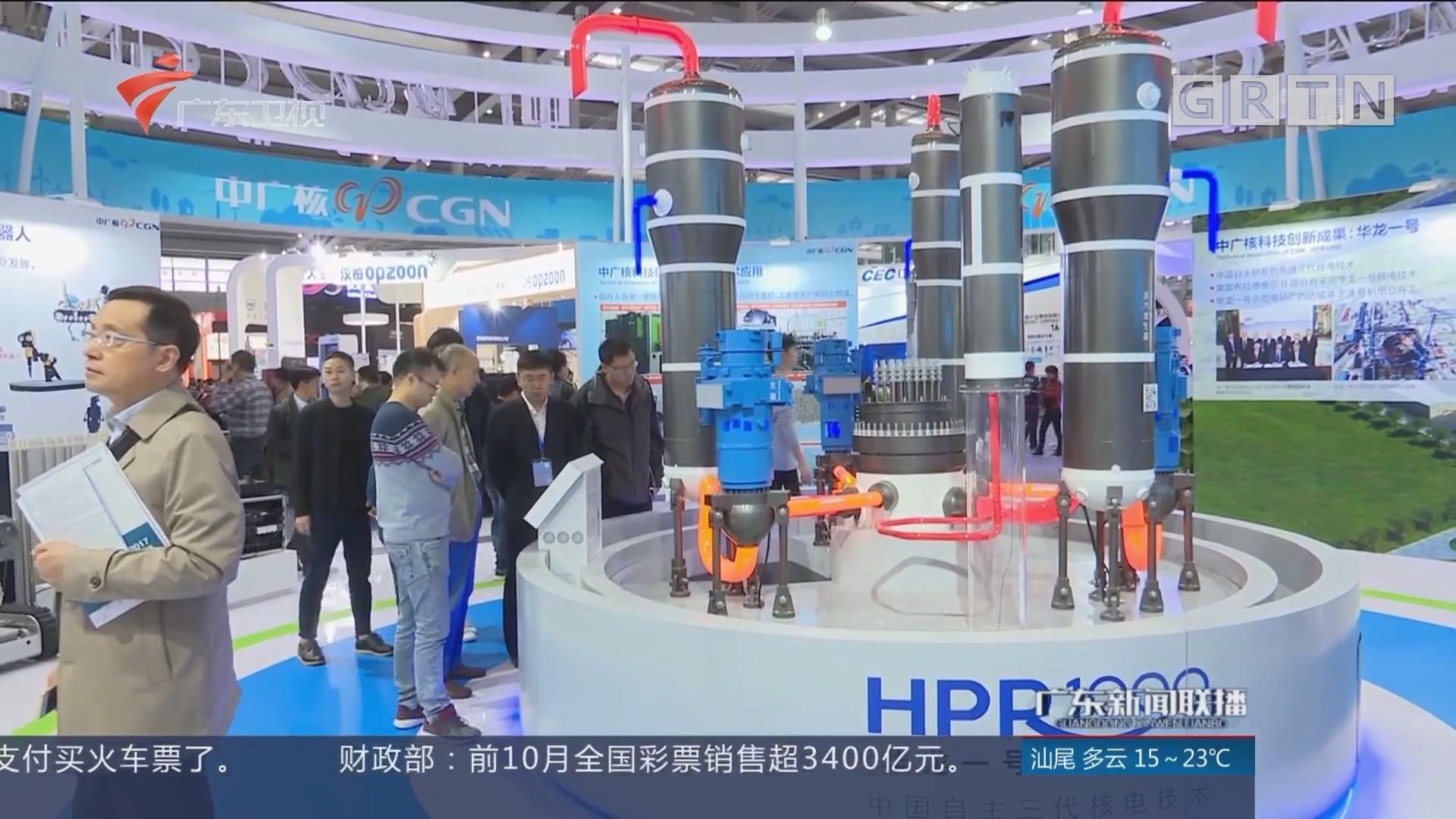 第十九届高交会闭幕 首发高新技术产品数量创历届之最