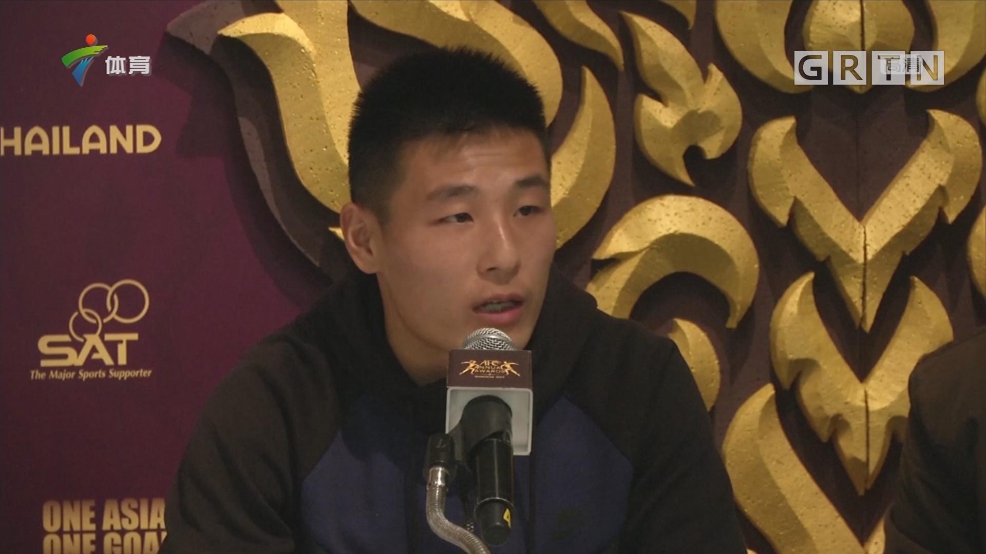 武磊连续第二年获得亚洲足球先生提名