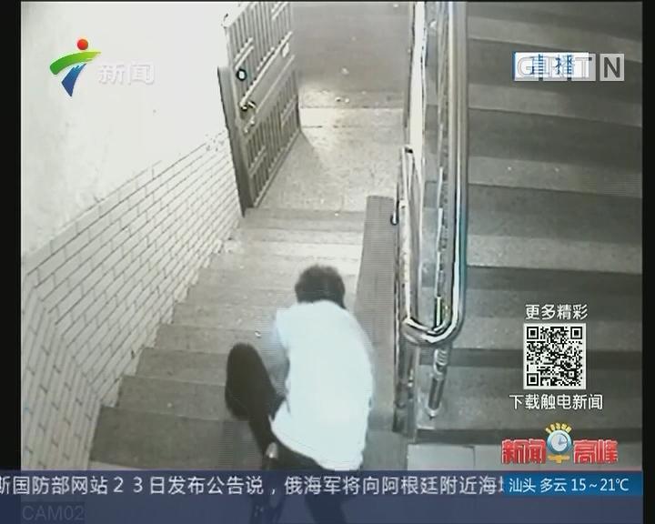 顺德:小贼入室盗窃 偷了钱丢了手机