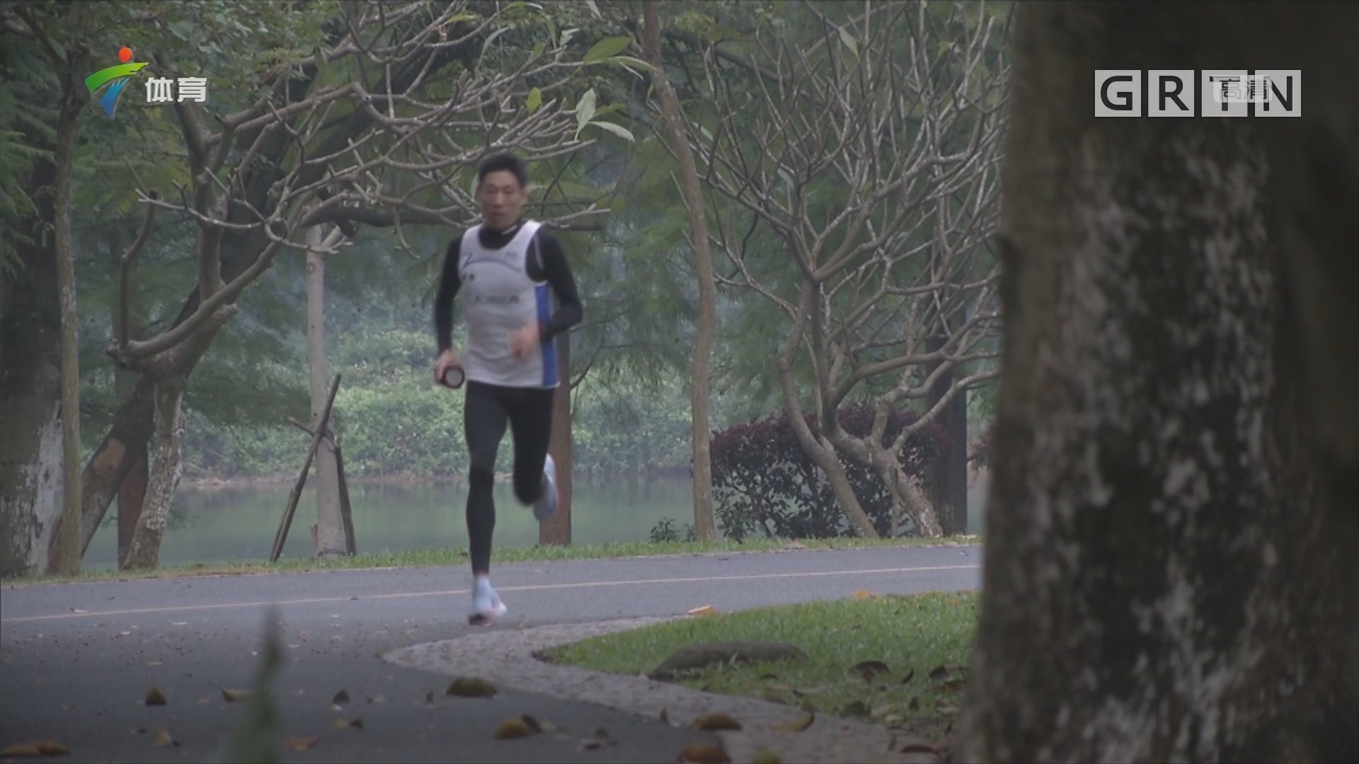 业余跑手:要跑出新东莞人的拼搏精神