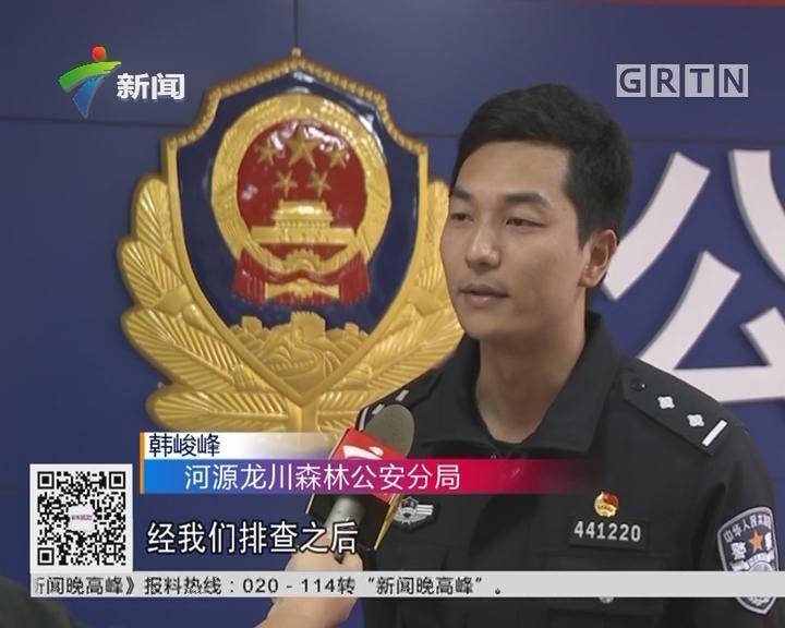 """河源龙川:网传""""宰杀蟒蛇""""视频 警方介入调查"""
