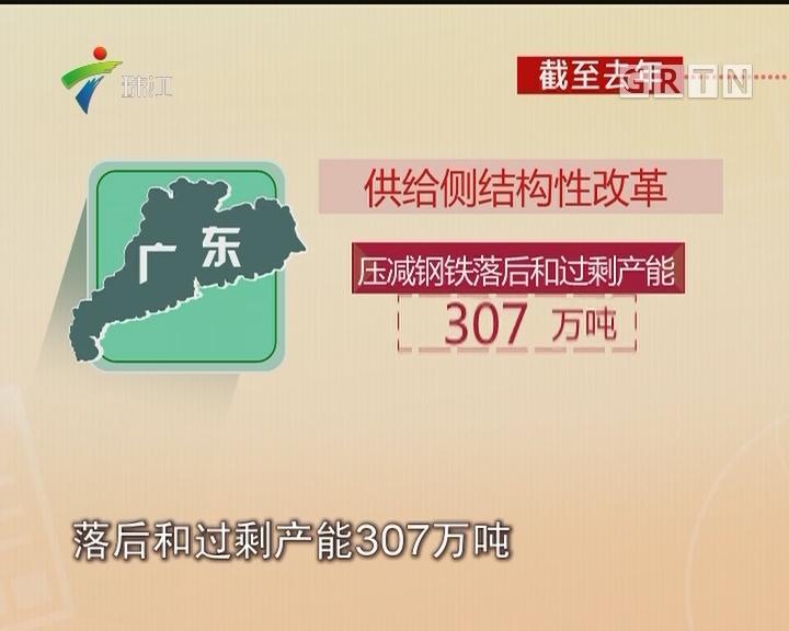 广东:为全国供给侧结构性改革探路攻坚