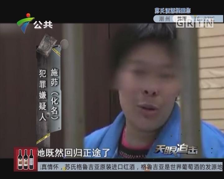 [2017-11-17]天眼追击:疯狂的女窃贼