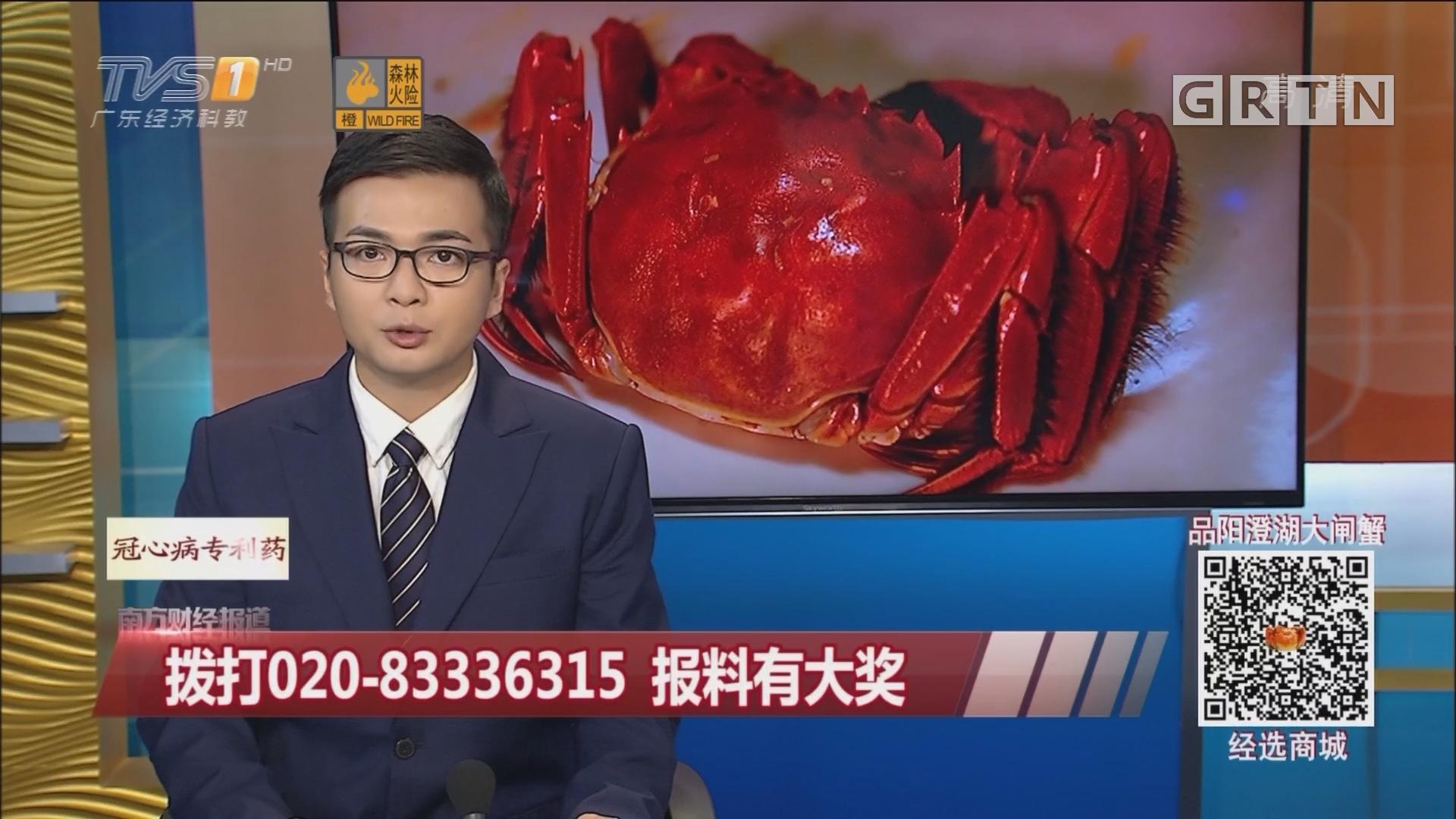 经选商城:品阳澄湖大闸蟹