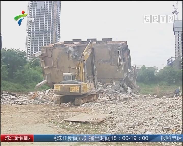 """深圳:历时七年 深圳最""""牛""""钉子户终被拆"""