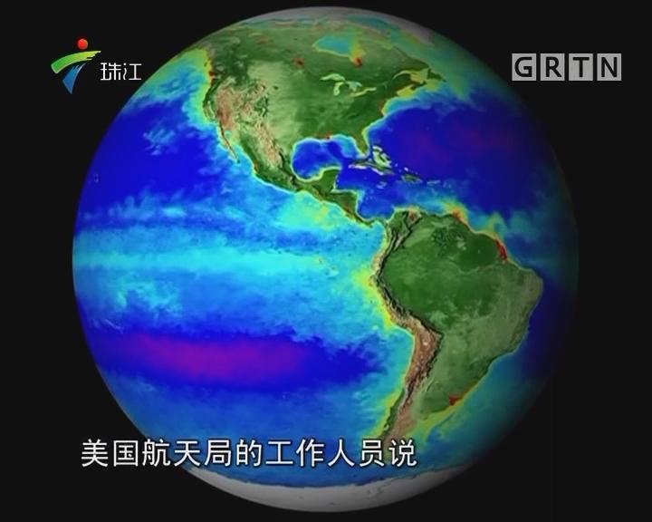 NASA卫星影像展示20年地貌变化