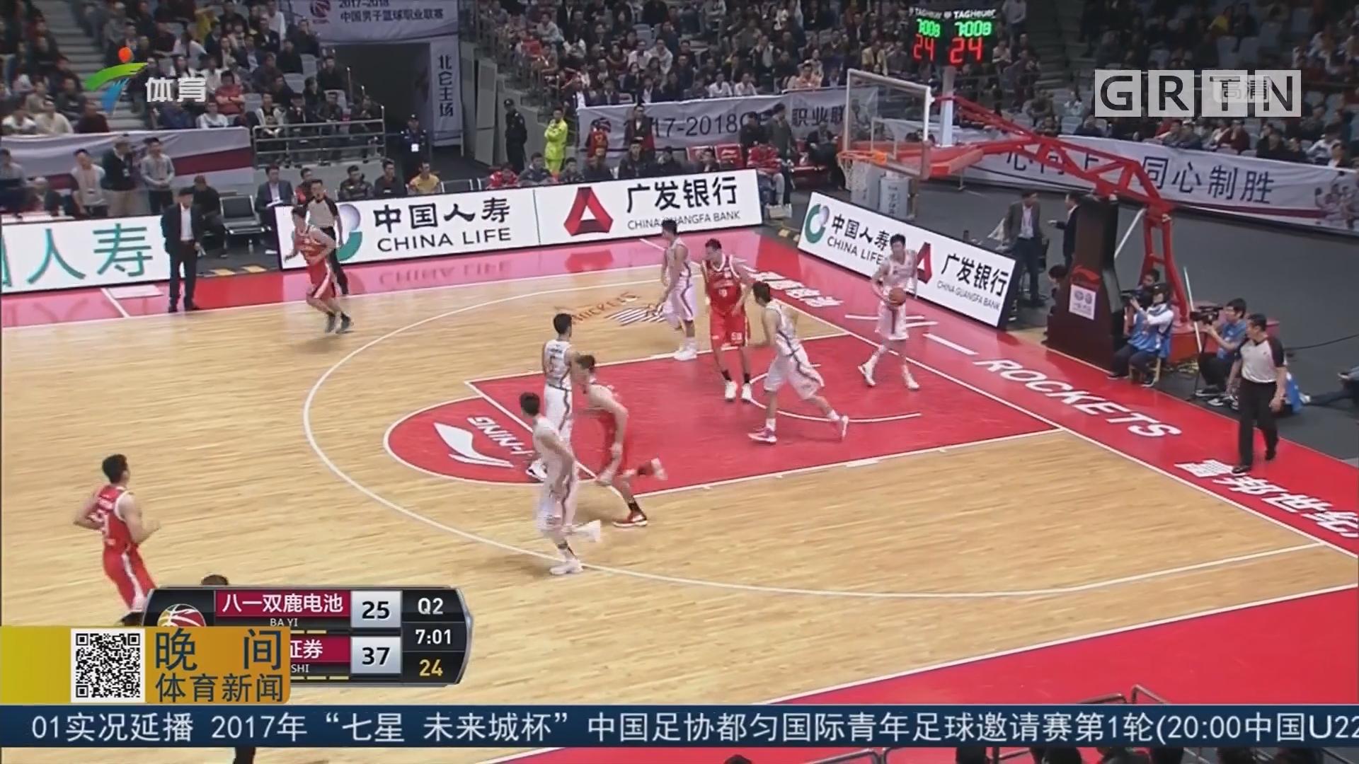 广州队客场一分险胜八一