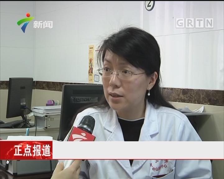 广州:十个高中生七个近视眼
