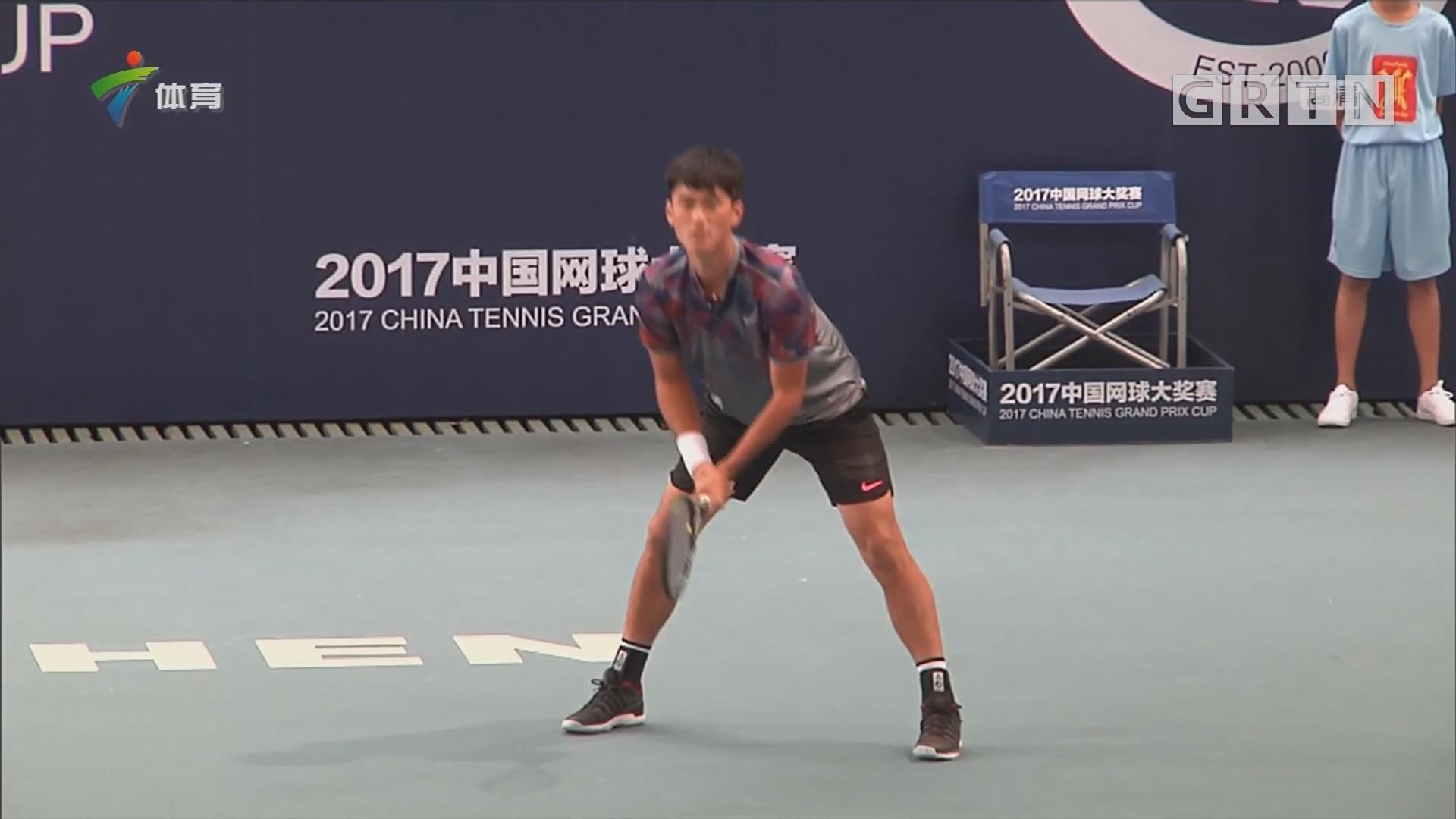 2017中国网球大奖赛开拍