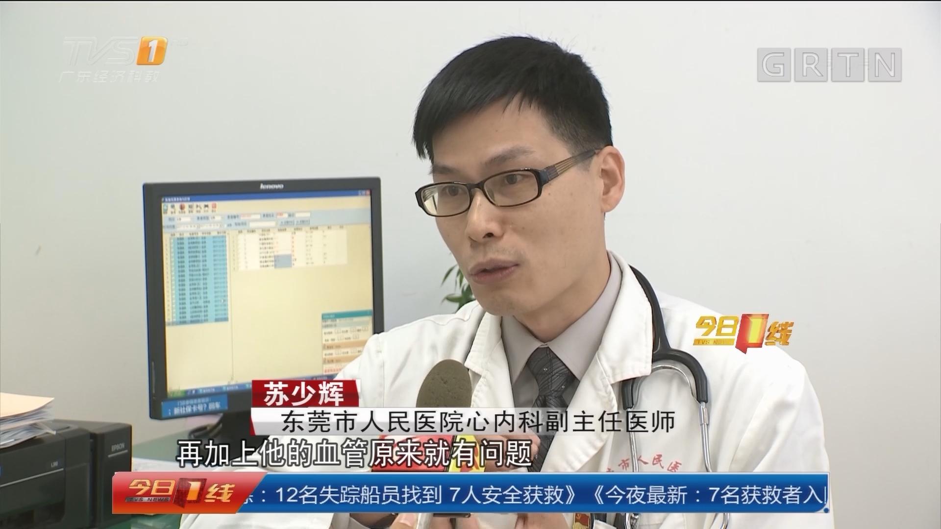 佛山:蛇毒伤者跨市求医 民警全力护航