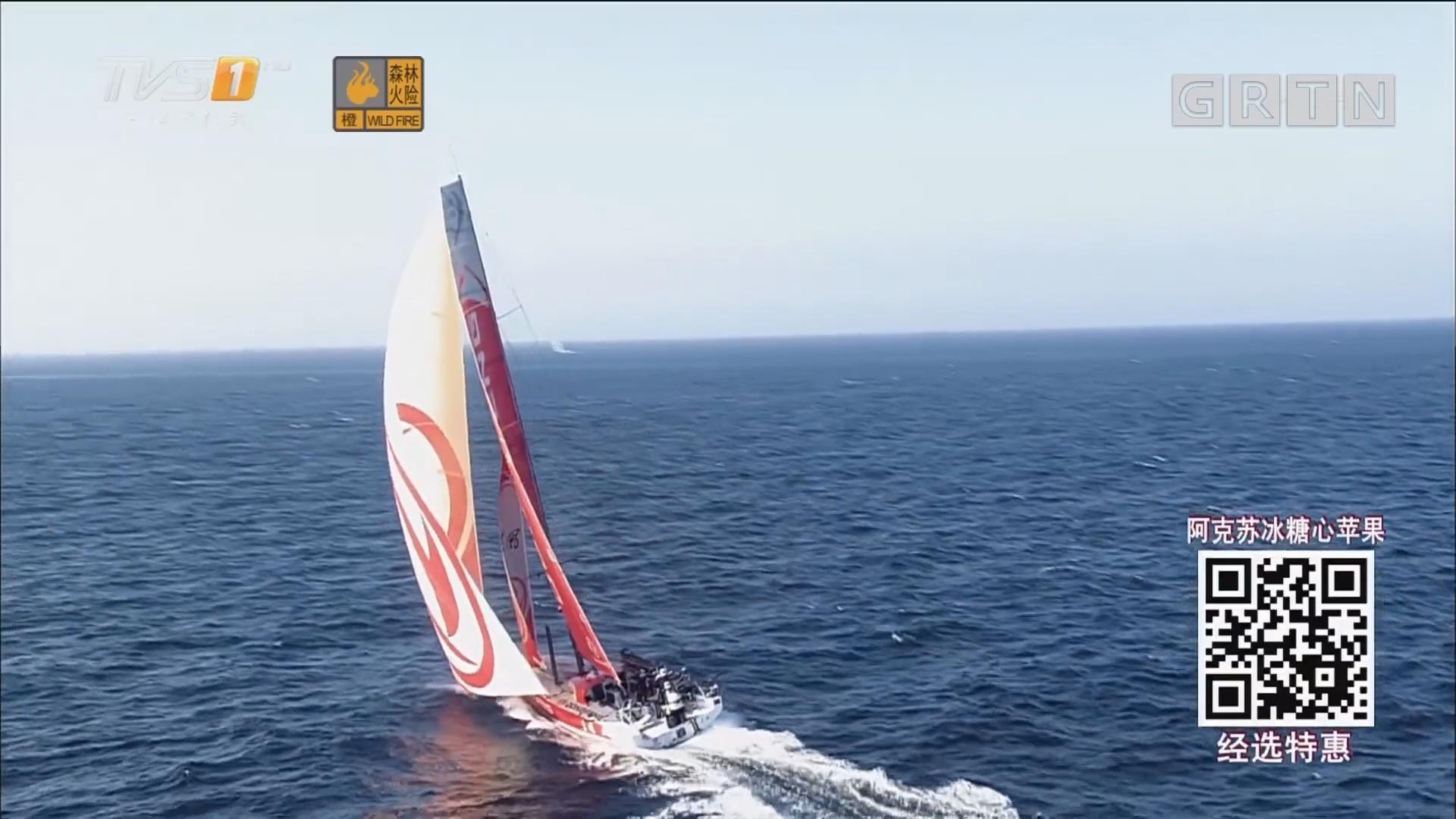 航海界的珠穆朗玛峰——沃尔沃环球帆船赛将停靠广州