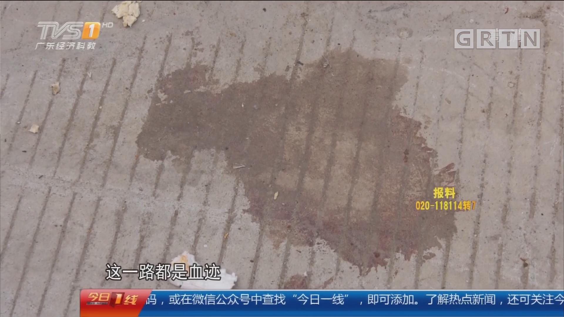 广州花都:环卫工凌晨遇害 嫌疑人已被抓获