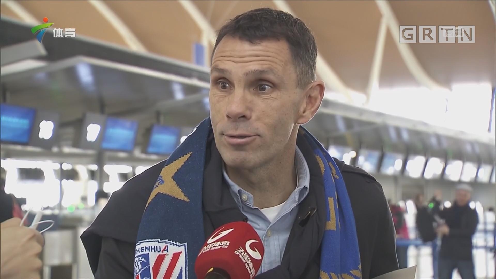 波耶特离沪 为申花足协杯夺冠而骄傲