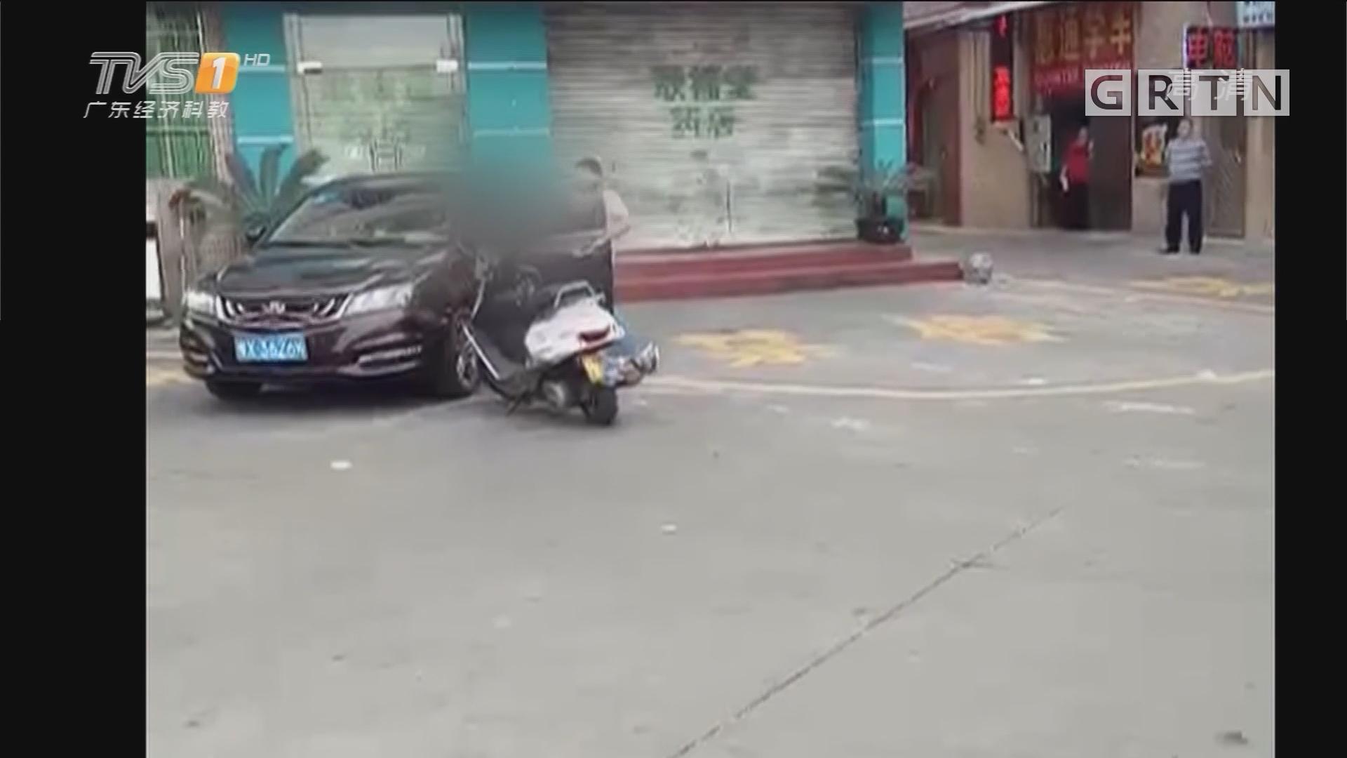 顺德:警方快速出击 抓获持刀伤人凶手
