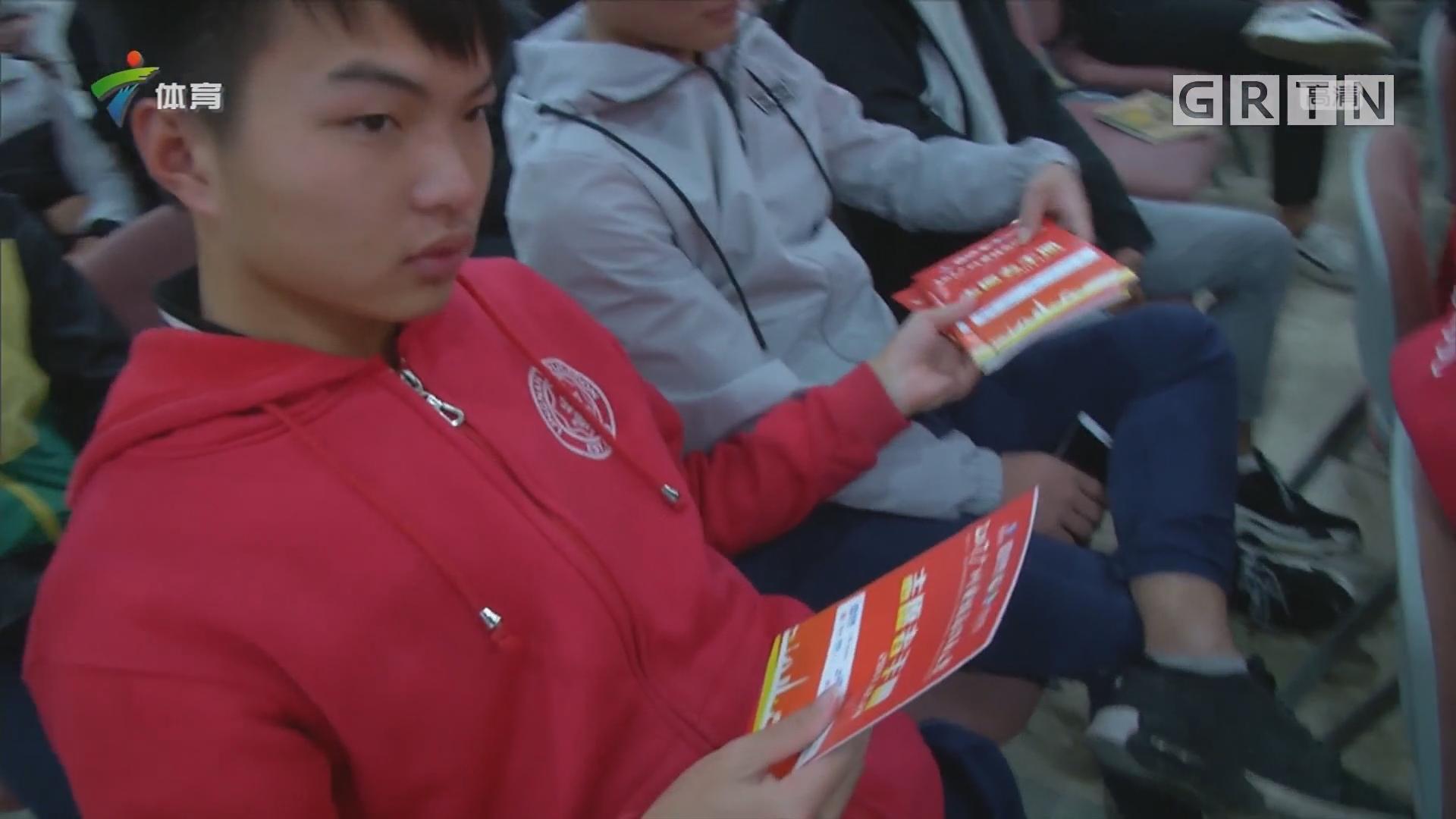 宝能·广州黄埔马拉松 广东体育频道倾情制作