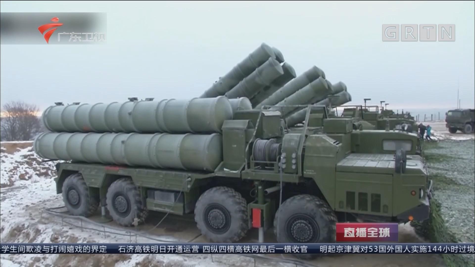 俄在远东部署S400防空导弹:应对朝鲜导弹发射失败或失误