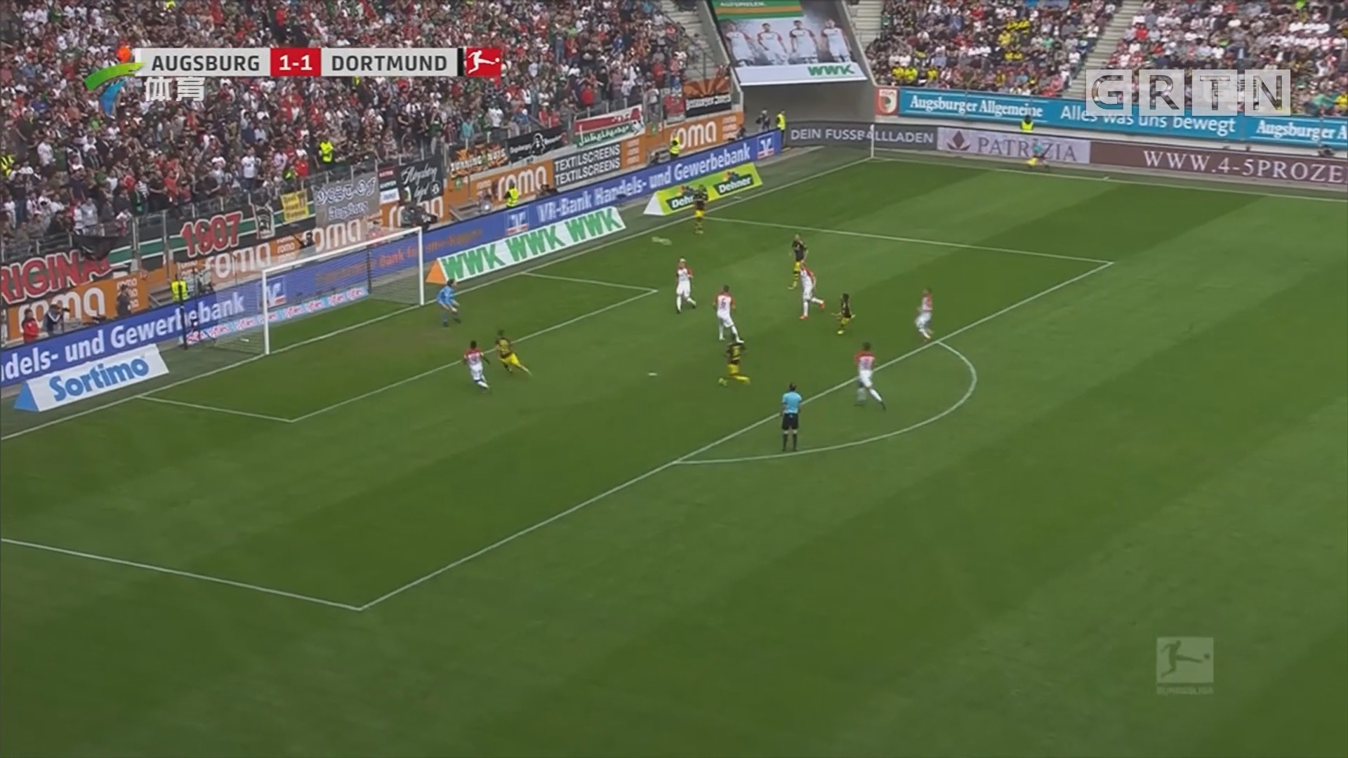 德国杯 换帅复苏 大黄蜂阻击拜仁