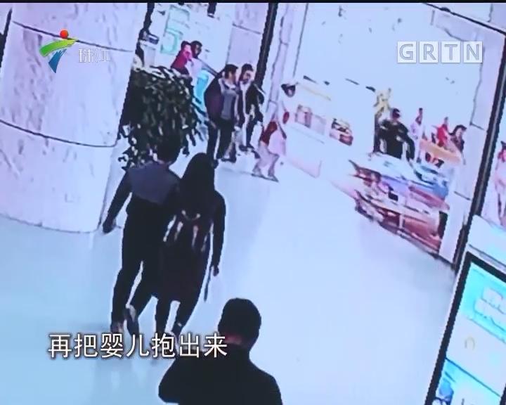 深圳:产妇车上产女 医生紧急施救保平安