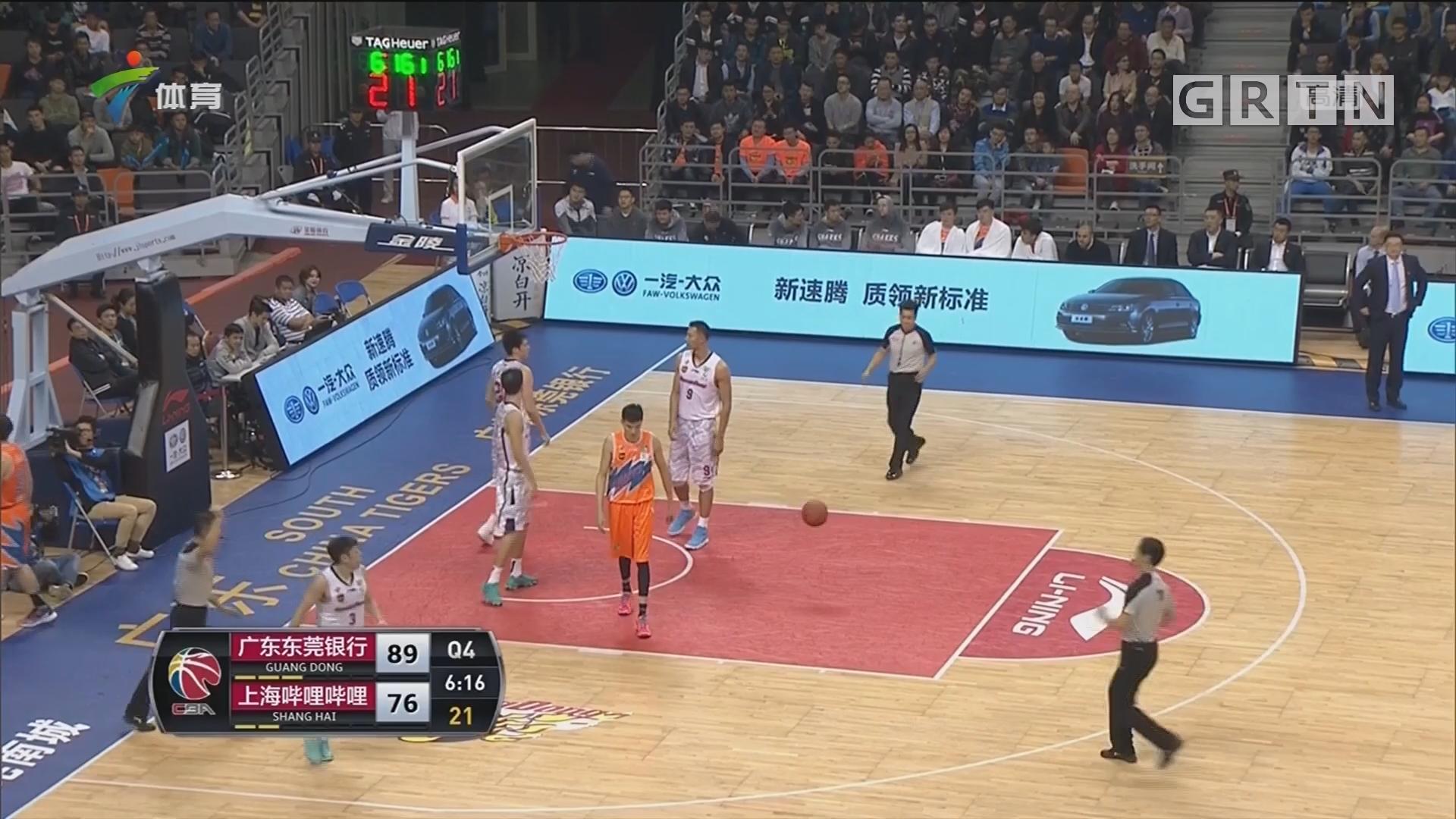 易建联创赛季新高 单外援广东双杀上海