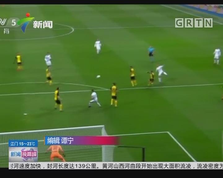 欧冠:欧冠16强出炉 C罗破纪录皇马胜多特