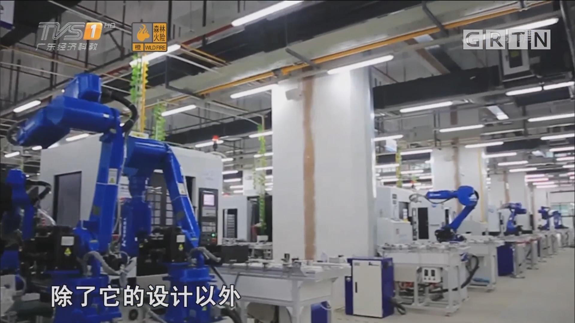 广东思谷:科创产业的脊梁骨